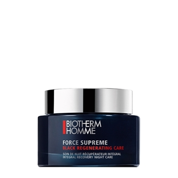 BIOTHERM HOMME FORCE SUPREME Black Regenerating Care 75 ml