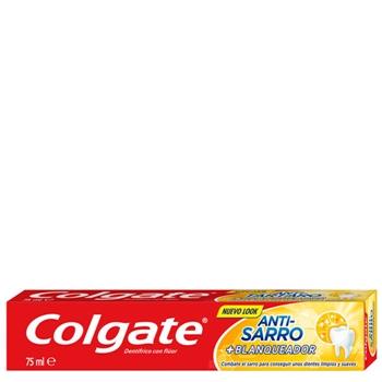 Colgate Anti-Sarro + Blanqueador Dentífrico 75 ml