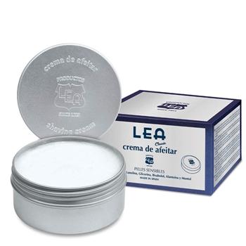 Lea Crema de Afeitar Tarro Piel Sensible 150 gr