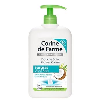 Corine de Farme Crema de Ducha con Extracto de Coco 750 ml