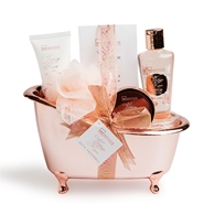 Set de Baño Vintage Rose Bath de IDC INSTITUTE