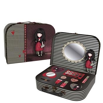 Gorjuss Maletín de Maquillaje Gorjuss 9 Productos