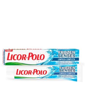 Licor del Polo Frozen Senses Limpieza Completa 75 ml