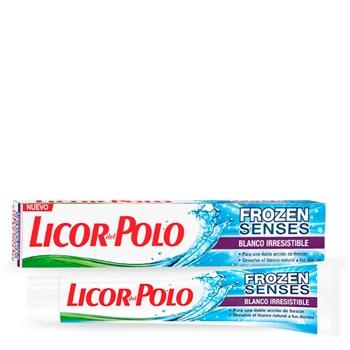Licor del Polo Frozen Senses Blanco Irresistible 75 ml