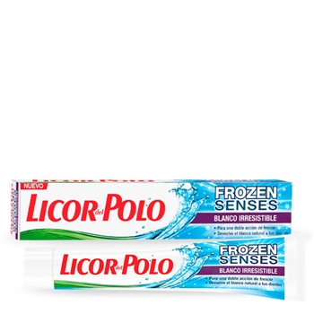 Frozen Senses Blanco Irresistible de Licor del Polo