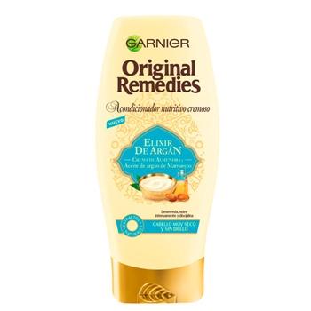 Original Remedies Elixir de Argán Acondicionador Nutritivo Cremoso 250 ml