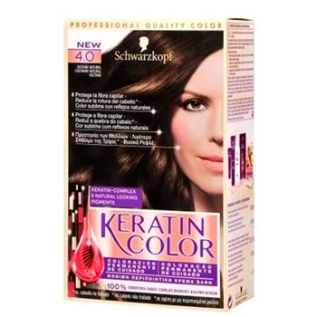 KERATIN COLOR Keratin Color Nº 4.0 Castaño Natural