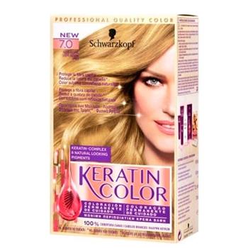 KERATIN COLOR Keratin Color Nº 7 Rubio Natural