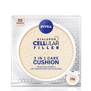 Hyaluron Cellular Filler 3 In 1 Care Cushion de NIVEA