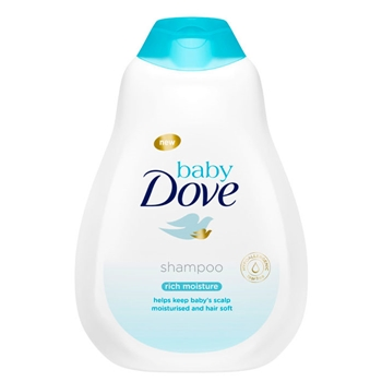 DOVE Champú Hidratante 400 ml