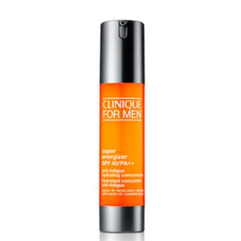For Men Super Energizer Anti-Fatigue Hydrating Concentrate de CLINIQUE