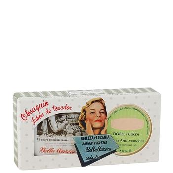 Bella Aurora Crema Anti-Manchas Doble Fuerza 30 ml + Jabón de Tocador 30 ml