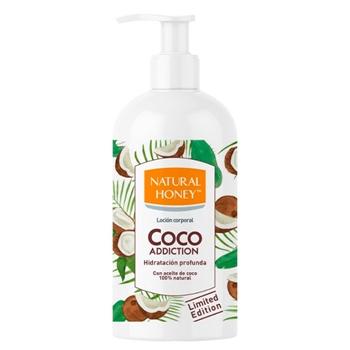 Natural Honey Coco Addiction Loción 400 ml