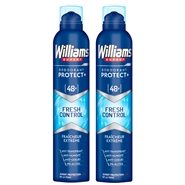 FRESH CONTROL DESODORANTE SPRAY DUPLO de Williams