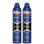 INVISIBLE DESODORANTE SPRAY DUPLO de Williams