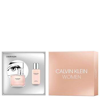 Calvin Klein WOMEN Estuche 100 ml Vaporizador + Body Lotion 100 ml