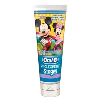 Oral-B Stages Pro-Expert Dentífrico 75 ml