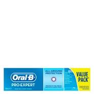 Pro-Expert All-Around Protection Dentífrico Duplo de Oral-B
