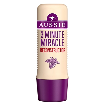 Aussie 3 MINUTE MIRACLE RECONSTRUCTOR TRATAMIENTO INTENSIVO 250 ml