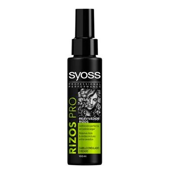 Syoss Reavivador Rizos Pro 100 ml