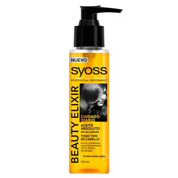 Aceite Beauty Elixir de Syoss