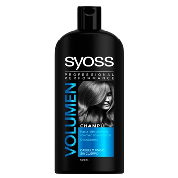 Syoss Champú Volumen 500 ml