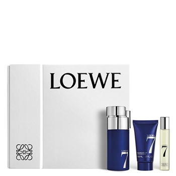 LOEWE 7 LOEWE Estuche 100 ml Vaporizador + Bálsamo After Shave 50 ml + 20 ml Vaporizador