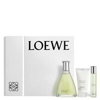 LOEWE Agua de Loewe Estuche 100 ml Vaporizador + Bálsamo 50 ml + 20 ml Vaporizador