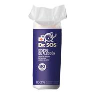 Discos de Algodón de Dr. SOS