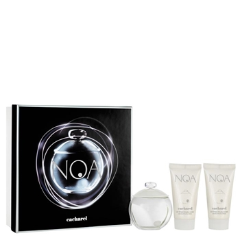 Cacharel NOA Estuche 100 ml Vaporizador + Body Lotion 50 ml + Body Lotion 50 ml