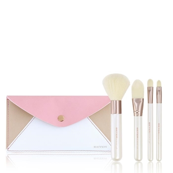 Beter Kit Make Up Nude Simetrics Collection 4 Brochas + Estuche