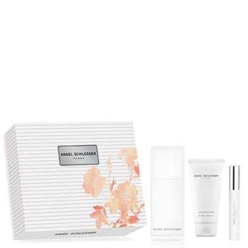 Angel Schlesser FEMME EDT Estuche 100 ml Vaporizador + Body Lotion 100 ml + Miniatura 15 ml