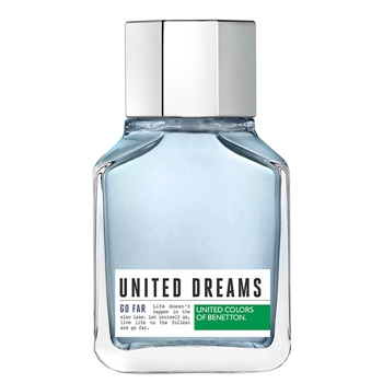 United Dreams Go Far de Benetton