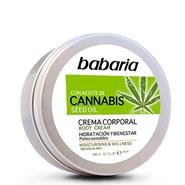 Crema Corporal con Aceite de Cannabis de Babaria