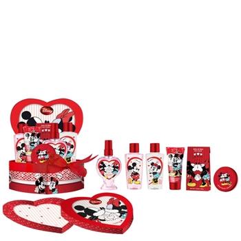 Mickey y Minnie Cofre Regalo de Minnie Mouse
