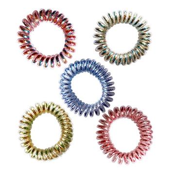Beter Coleteros Metalizados 4 Unidades (Colores Aleatorios)