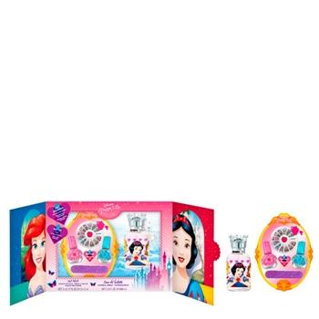 Princesas Disney Princesas Disney EDT Estuche 100 ml Vaporizador +  Kit de Manicura