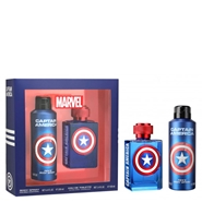 Capitain America EDT Estuche de MARVEL