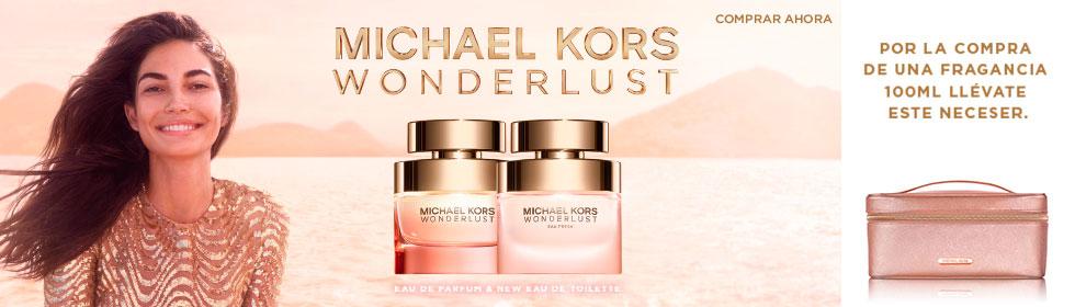 Michael Kors Perfumes, Colonias y Fragancias - Paco Perfumerías