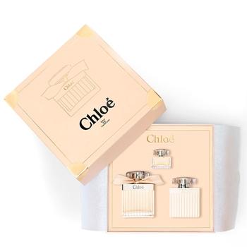 Chloé CHLOÉ Estuche 75 ml Vaporizador + Body Lotion 100 ml + Miniatura 5 ml