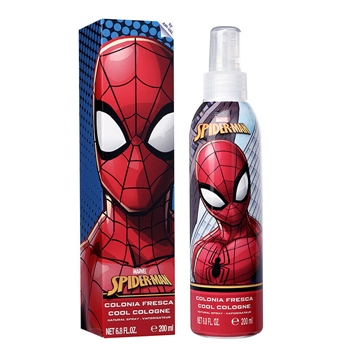 MARVEL Spiderman Colonia Fresca 200 ml Vaporizador