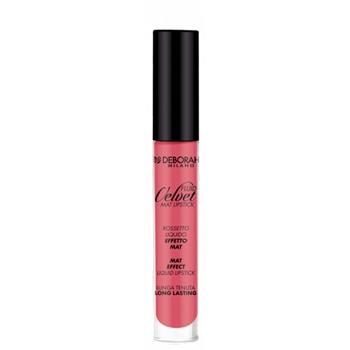 DEBORAH Fluid Velvet Mat Lipstick Nº 17