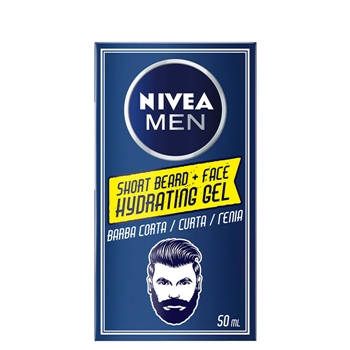NIVEA MEN Crema Hidratante Barba Corta 50 ml