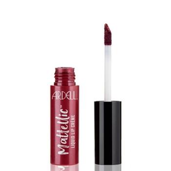 Ardell Mattellic Liquid Lip Crème Bite Me (Morado Vino)