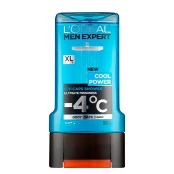 L'Oréal Men Expert Gel de Ducha Cool Power 300 ml