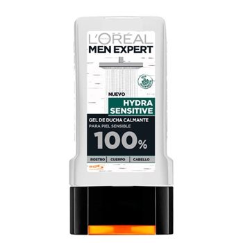 Gel de Ducha Hydra Sensitive de L'Oréal Men Expert