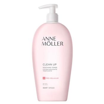 Clean Up Loción Suavizante Tonificante de Anne Möller