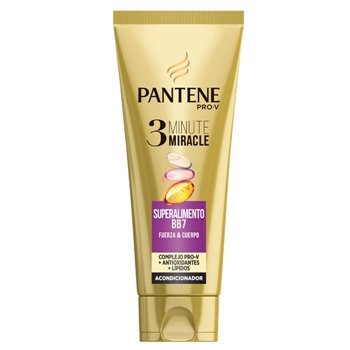 Pantene Anti-Edad BB7 Acondicionador 3 Minute Miracle 200 ml