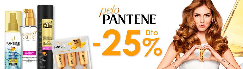 Pantene Cuidado Capilar y Complementos para el Cabello - Paco Perfumerías