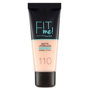 Fit Me ! Matte + Poreless de Maybelline